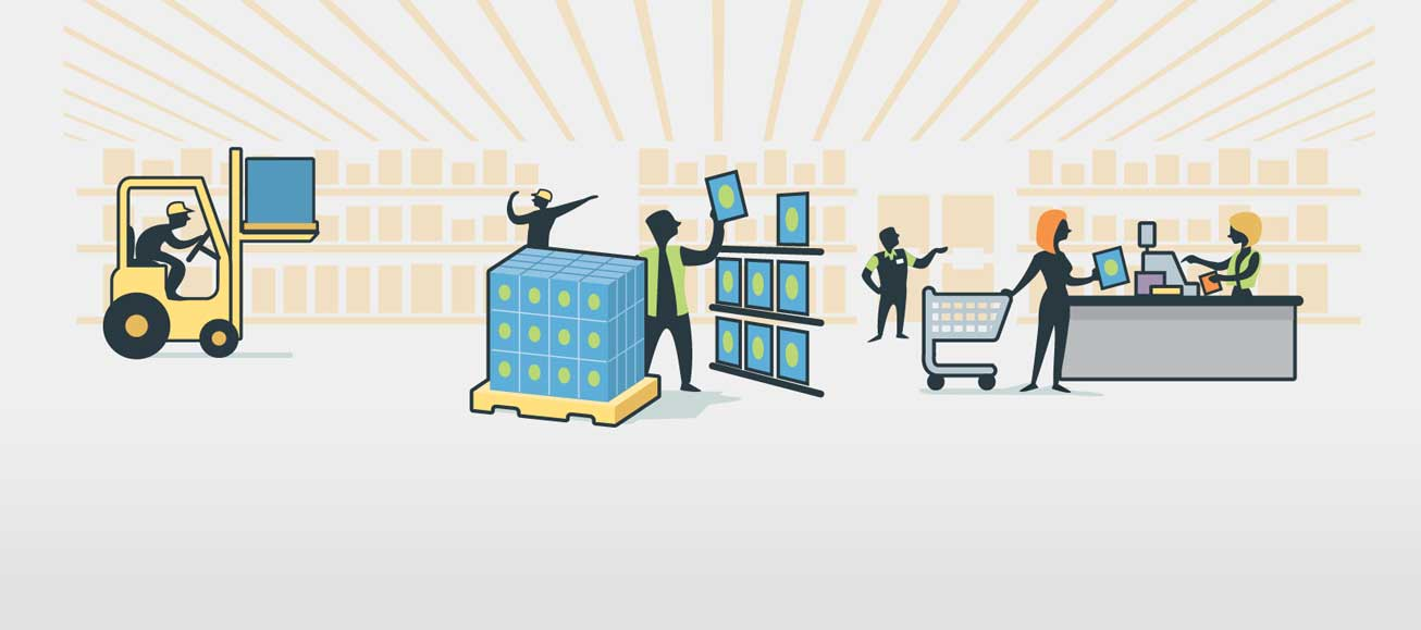 عمده فروشی و تجارت الکترونیک