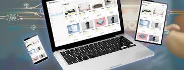 فروشگاه عمده فروشی آنلاین، خرده فروشی آنلاین و تجارت الکترونیک B2B به عنوان رسانه