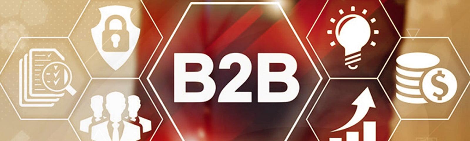 عمده فروشی آنلاین و فروش B2B